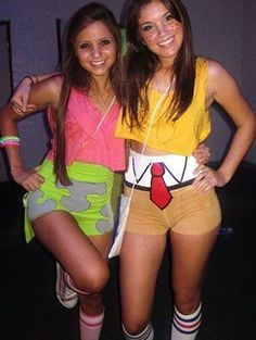 cute halloween costumes for best friends tweens - Google Search