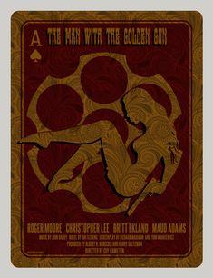 James Bond - The Man With The Golden Gun - David O'Daniel ----