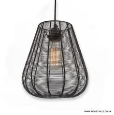 Cage Wire Pendant Industville