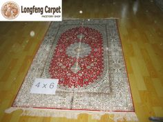 Longfeng Carpet is the Leading Handmade Silk & Wool Rugs Manufacturer in China; we have over 5000pcs hand knotted Silk & Wool Rugs in stock! longfengcarpet.co... Email: jessica@longfengc... WhatsApp: 0086 15639939630