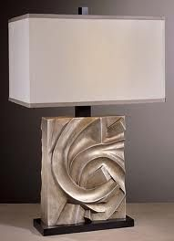 Stylish table lamps from the Minka-Lavery Collection