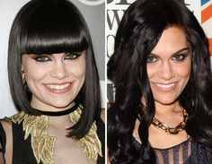 Jessie J  flashy or fresh is best?