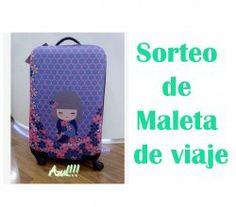 #Maleta de viaje ^_^ http://www.pintalabios.info/es/sorteos_de_moda/view/es/3108 #ESP #Sorteo #Complementos