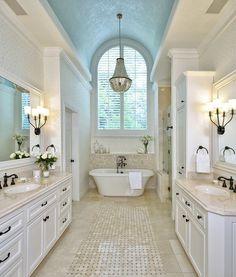 Bathroom Design Idea Picture   Images and Pics #home decor picture -  #interior design image  #interior design