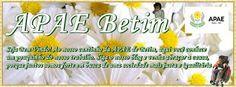 Recuperação e Arte: APAE  Betim - MG