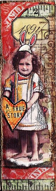 A True Story (bookmark) | Flickr - Photo Sharing!