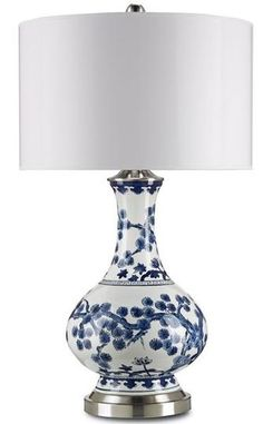 Blues Jardin Table Lamp