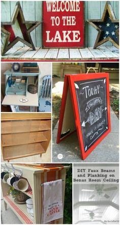 DIY Roundup tutorial of great projects to inspire you.