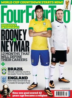 FourFourTwo UK  Magazine - Buy, Subscribe, Download and Read FourFourTwo UK on your iPad, iPhone, iPod Touch, Android and on the web only through Magzter