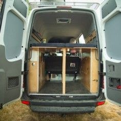 Image result for sprinter van conversion