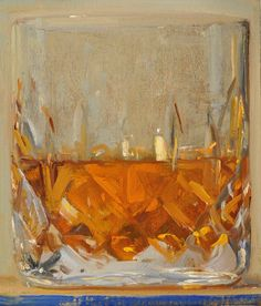 """Scotch, 7/26/2015"" by Duane Keiser in Art, Direct from the Artist, Paintings 