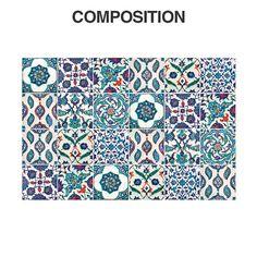 Aufkleber Fliesen Sticker Selbstklebend Fliesen Mosaik - Selbstklebende vinyl fliesen bad