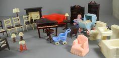 Renwal Doll House Furniture Vintage 29 Piece Lot  http://cgi.ebay.com/ws/eBayISAPI.dll?ViewItem=370621852599=ADME:L:LCA:US:1123#