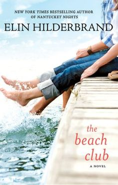 The Beach Club - If you can't go to the beach, dig into one of Elin's books.  You'll feel like you're at the beach.