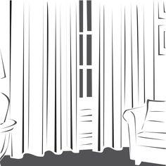 Delphine Sage by Clarke & Clarke - Made to Measure Curtains - - Britannia Rose Curtains For Sale, Lined Curtains, Box Cushion, Cushion Fabric, Caravan Curtains, Curtain Drops, Cot Duvet, Curtain Styles, Curtain Ideas