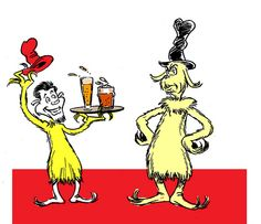#Craftbeer and Dr. Seuss go together so naturally!