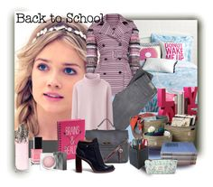 """Back to school"" by aries13 on Polyvore"