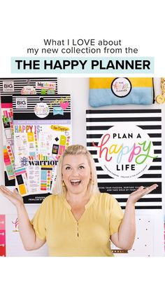 Gardening Happy Planner Accessory pack Classic Size