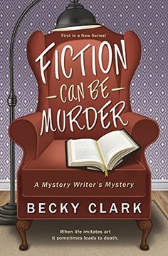 Fiction Can Be Murder (A Mystery Writer's Mystery) by Bec... https://smile.amazon.com/dp/B0714HL2VC/ref=cm_sw_r_pi_dp_x_Et5EzbN4P4DY0
