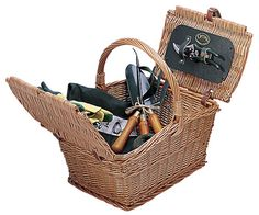 Gardening Gift Basket | ÜNNEP | Pinterest | Gift, Basket Ideas And Raffle  Baskets
