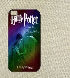 Harry Potter, JK Rowling Iphone 4 case, iphone