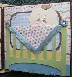 Baby Mini Album - Scrapbook.com
