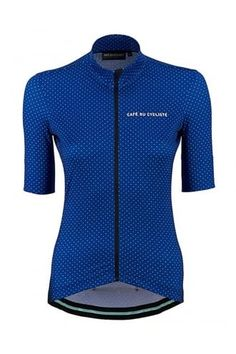 44834c021 Buy your Cafe Du Cycliste Fleurette Women's Jersey from Victor & Liberty.  Browse our stylish range of cycling jerseys