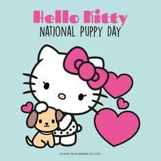 It's National Puppy Day!