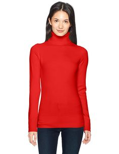 9c6cf120de9 Amazon.com: French Connection Women's Babysoft Turtleneck Sweater: Clothing  Tunic Sweater, Pullover