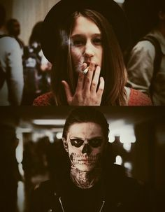 Tate and Violet. American Horror Story Murder House.