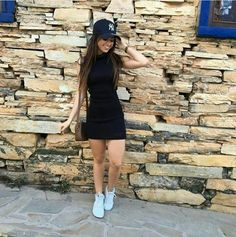 20 more outfits casuales juvenil fiesta ! 2019 outfits casual, outfits casual Kylie Jenner, Plus Size outfits casual Tumblr Outfits, Trendy Outfits, Fall Outfits, Moda Outfits, Dress Outfits, Tumblr Fashion, Girl Fashion, Fashion Outfits, Dress Fashion
