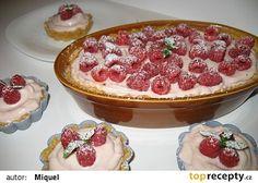 Malinový cheesecake recept - TopRecepty.cz