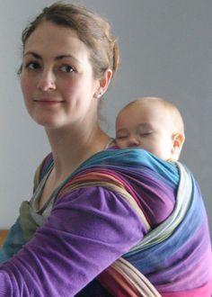 Double Hammock. Emily Wolowiec · Babywearing · Echarpe de portage,  Anthracite ... 4a934ebcfc1