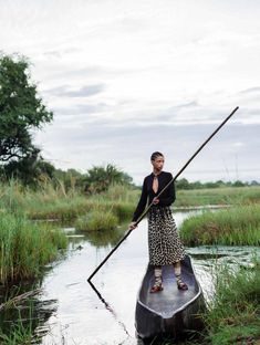 Out Of Africa (Vogue Spain March 2016; via Visual Optimism)