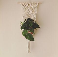 1000 id es sur le th me supports pour plantes en macram sur pinterest macram supports pour. Black Bedroom Furniture Sets. Home Design Ideas