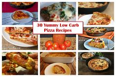 Did you know that you can eat delicious pizza on a low carb keto diet? Here's a list of 30 yummy low carb pizza recipes that are sure to be enjoyed by all.