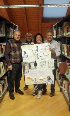 #Bibliotecabellastoria
