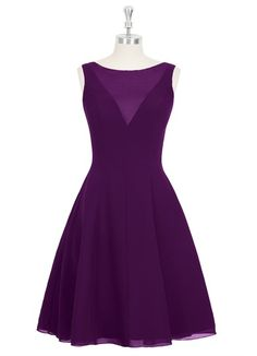 AZAZIE KAYA. The lovely knee-length bridesmaid dress <<< I wonder if they have this in a white? This would be a cute courthouse dress....
