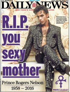 The grief for Prince reached as far as outer space and back down to Earth. Here are eight tributes to Prince. Mavis Staples, Sheila E, Prince Purple Rain, Prince Rogers Nelson, Minneapolis, Madonna, Paisley Park, New York Daily News, Musicals