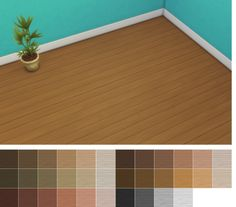 Veranka: Limber Lumber Traditional Hardwoods Floor Recolors • Sims 4 Downloads