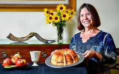 Andrea Levitan's Rosh Hashanah Apple Cake is a sweet way to welcome Jewish new year