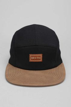 Brixton X UO Creek 5-Panel Hat dafb6a2861df