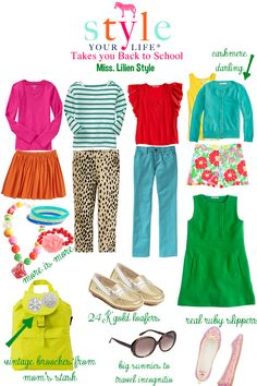 Cute Back To School Outfits For Middle School - back to ...