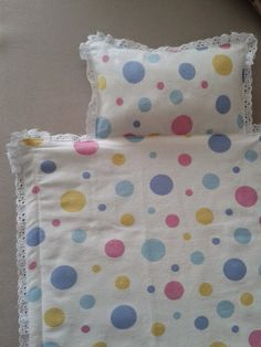 Baby Pillows, Cushions On Sofa, Baby Sewing, Pillow Set, Baby Items, Baby Quilts, Bed Sheets, Blanket, Handmade
