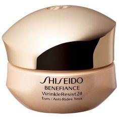 Shiseido - Benefiance WrinkleResist24 - Intensive Eye Contour Cream - bei douglas.de(60euro)( most wanted)(most extreme wanted)