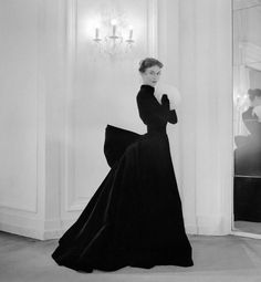vintage everyday: 50 Stunning Fashion Photos Taken by Willy Maywald from between the 1940s and 1960s