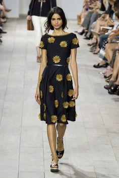 Michael Kors Spring 2015 Ready-to-Wear - Michael Kors Ready-to-Wear Collection