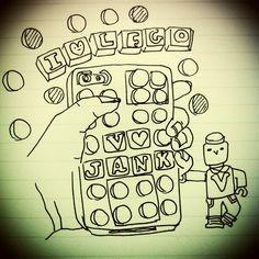 7/31 I ♥ LEGO :)
