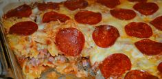 Meat Lovers Unite Over this Massive, Meaty Pizza Casserole - Page 2 of 2 - Recipe Roost