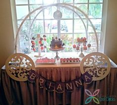 An Event to Remember by Cool Chicks offers Theme Party Prop Rentals. Make your Event memorable with beautiful details